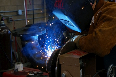 Carbon Steel Pipe Welding
